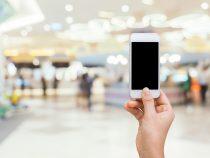 Le Smartphone travaille pour le point de vente