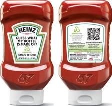 QR code Heinz