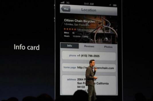 Préparer son commerce pour Apple Maps et Google+ Local