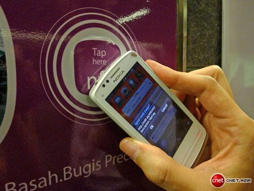 Il est enfin possible d'effectuer des paiements NFC à Singapour