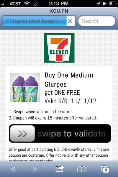 7-Eleven : les bénéfices de la campagne de coupons mobile