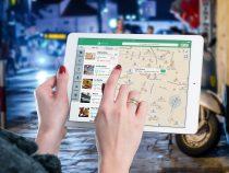 44% des campagnes publicitaires mobile utilisent la localisation de magasin