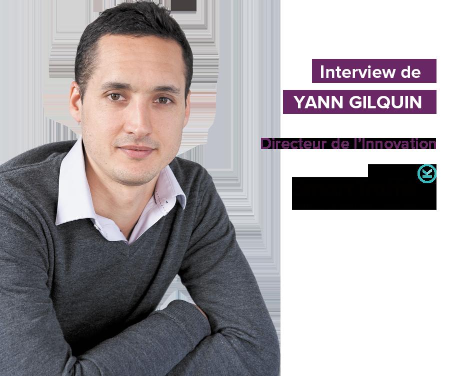 Entretien avec Yann Gilquin - Smart Traffik
