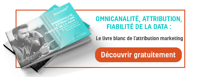 Télécharger gratuitement le livre blanc de l'attribution marketing